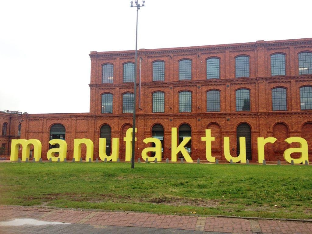 Manufaktura Lodz Poland