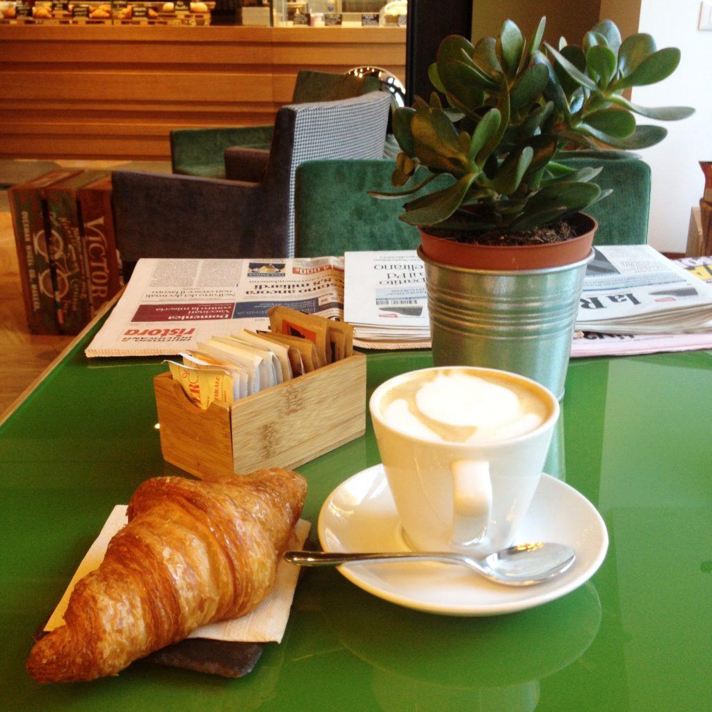 italian coffe Milan Italy
