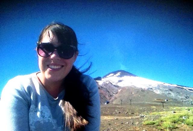 Villarica volcano Pucon Chile Vanja Vodenik