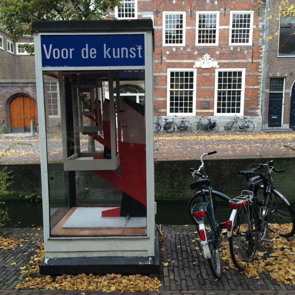 Delft the Netherlands museum Voor de kunst