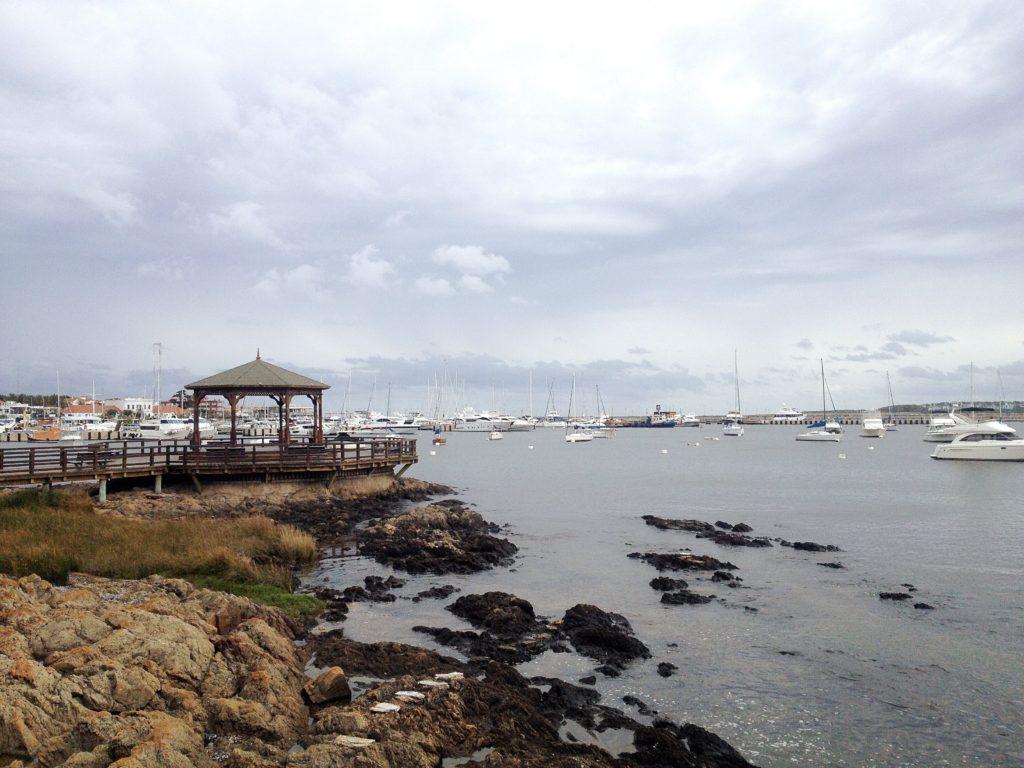 Punta del Este Uruguay marina