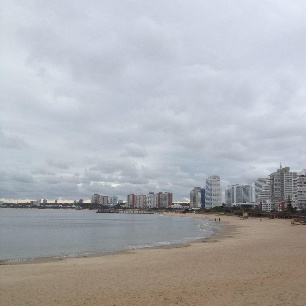 Punta del Este Uruguay beach