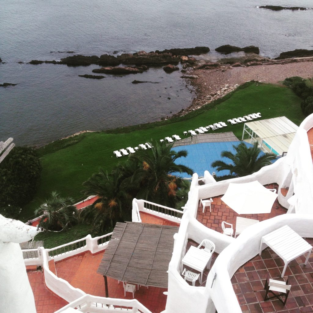 Punta del Este Uruguay Casapueblo