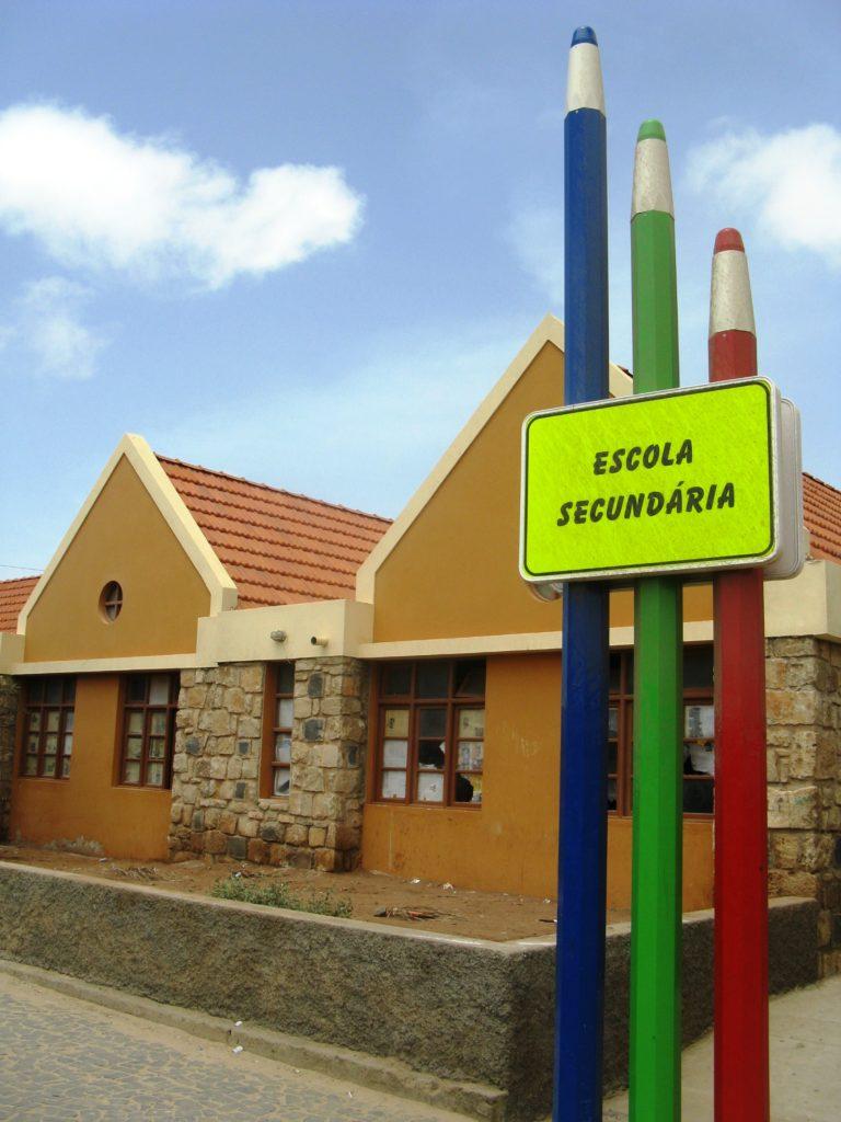Sal Rei Boa Vista island Cape Verde