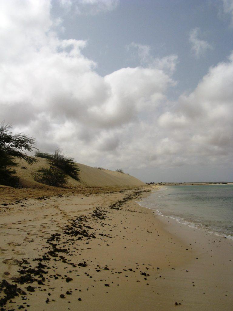 Sal Rei Boa Vista island Cape Verde beach