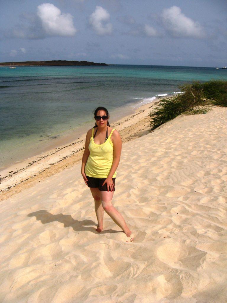 Sal Rei Boa Vista island Cape Verde beach Vanja Vodenik