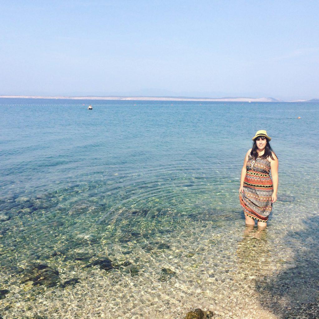 Crikvenica Kvarner Croatia beach Vanja Vodenik