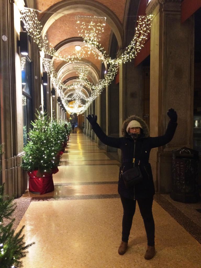 Bologna porticoe Italy Vanja Vodenik