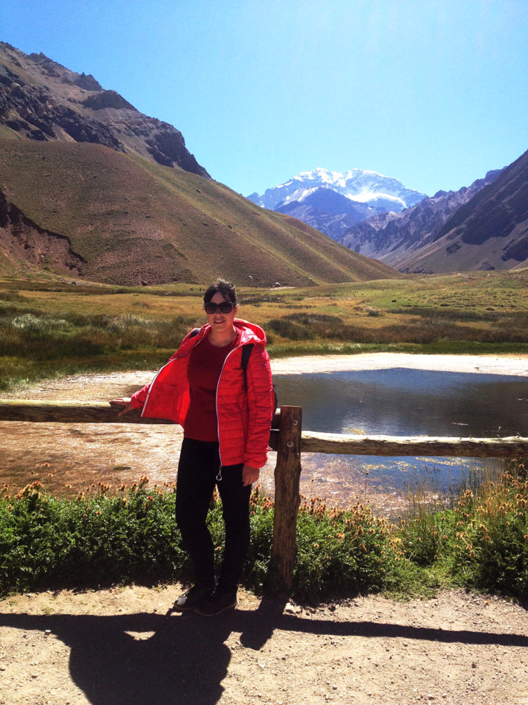 Argentina Aconcagua Provincial Park Vanja Vodenik
