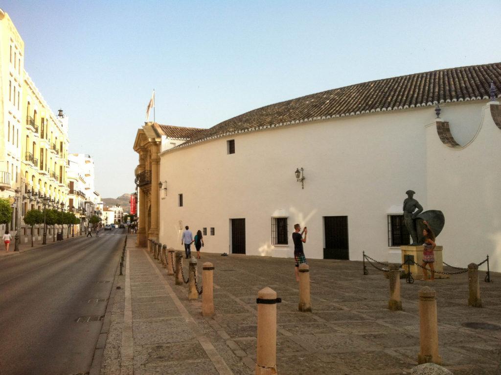 Ronda Spain bullring Plaza de Toros de la Real Maestranza de Caballería de Ronda