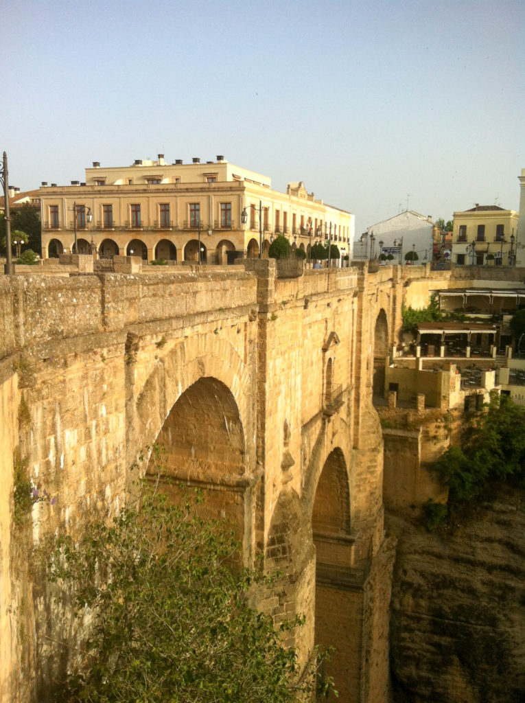 Puente Nuevo bridge Ronda bridge Spain