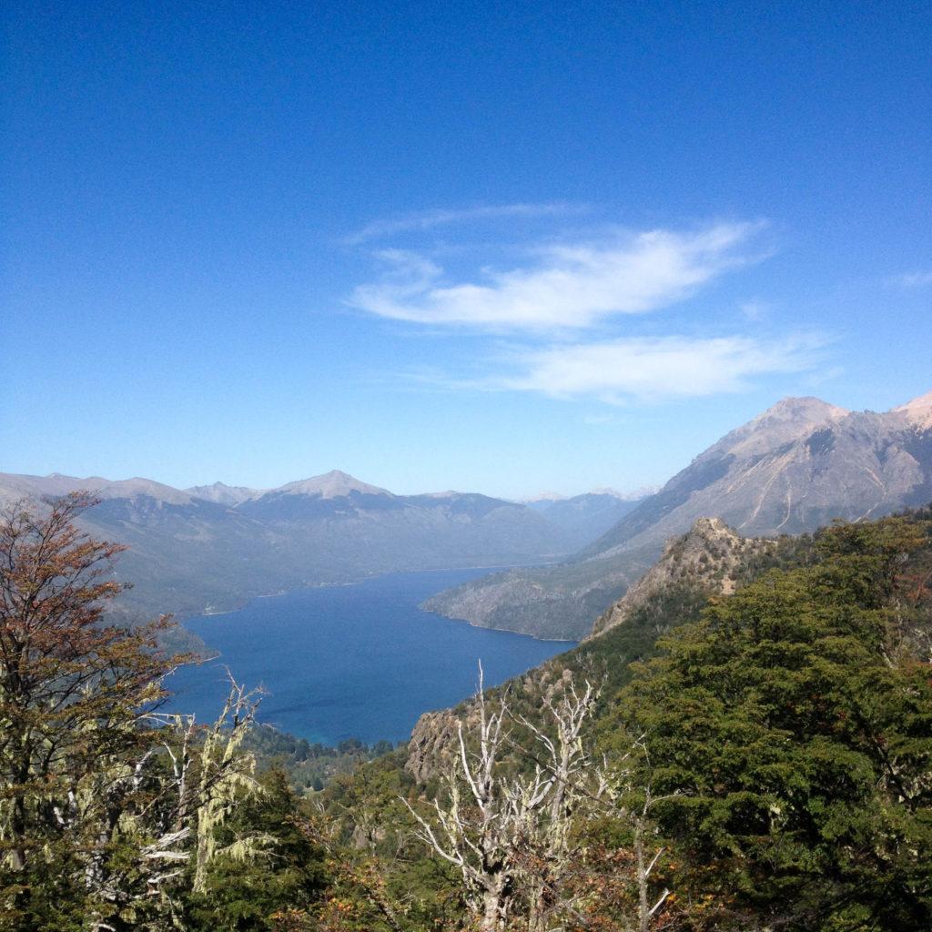 Nahuel Huapi national park San Carlos de Bariloche Patagonia Argentina