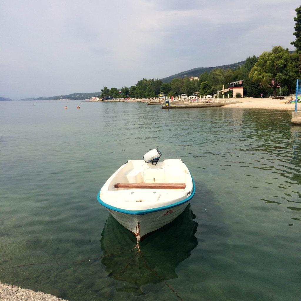 Crikvenica Kvarner Croatia Adriatic Sea