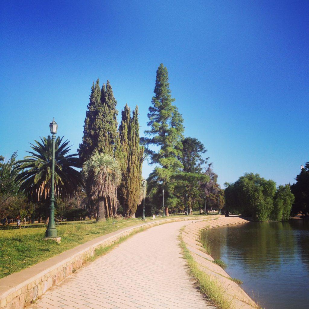 Mendoza Parque General San Martin Argentina