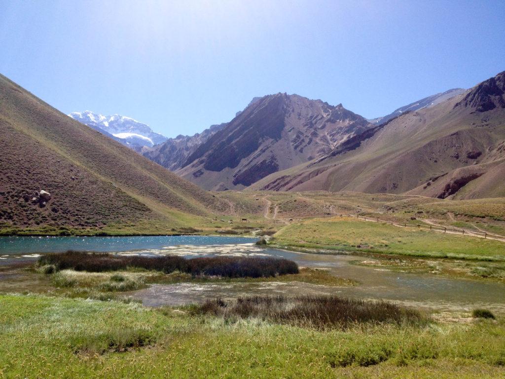 Parque Nacional Aconcagua Mendoza Argentina