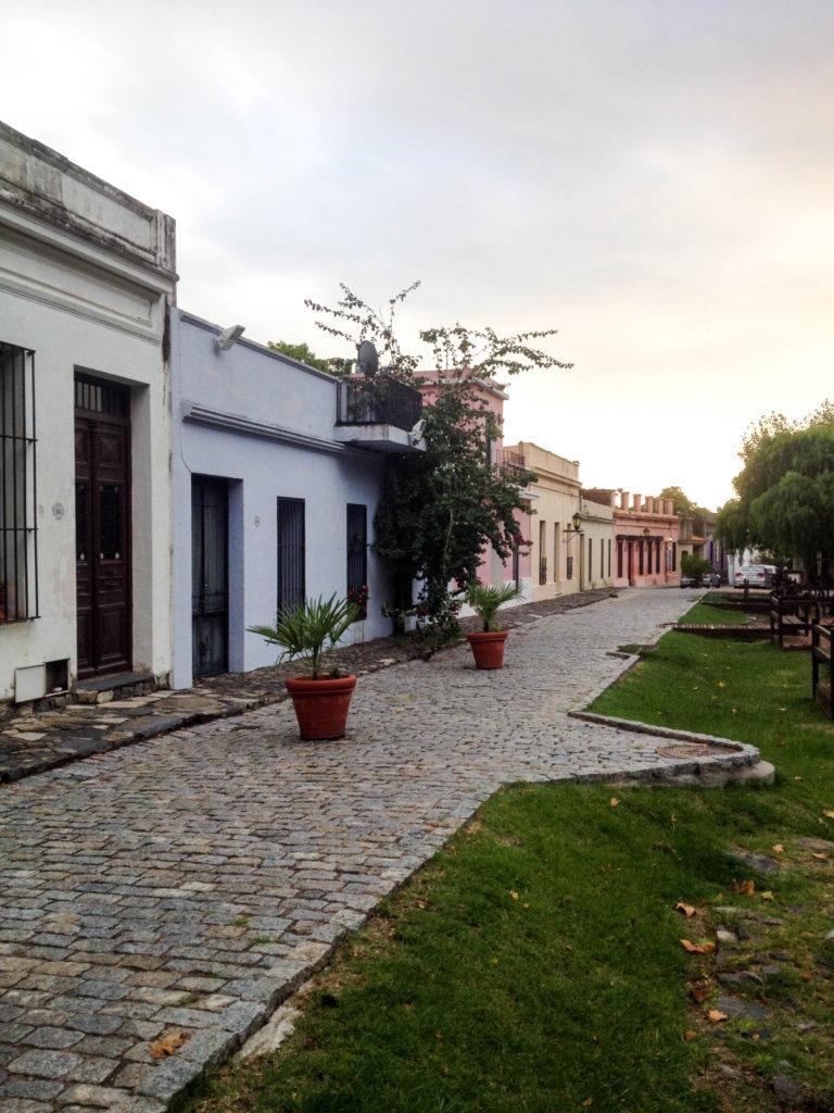 Barrio Historico Colonia del Sacramento Uruguay Plaza de Armas