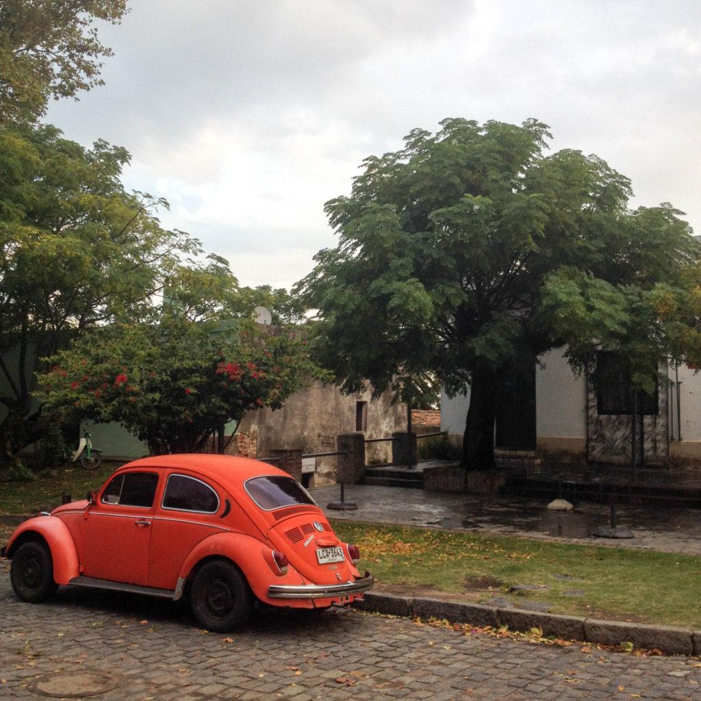 Barrio Historico Colonia del Sacramento Uruguay Plaza Mayor