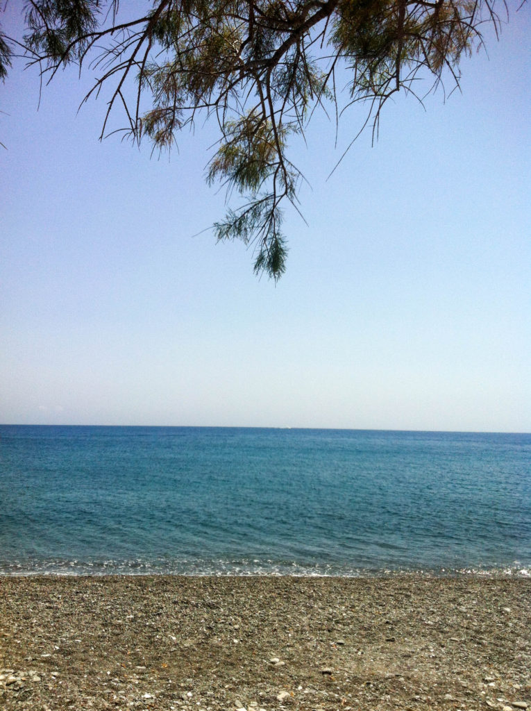 beach Kos island Greece