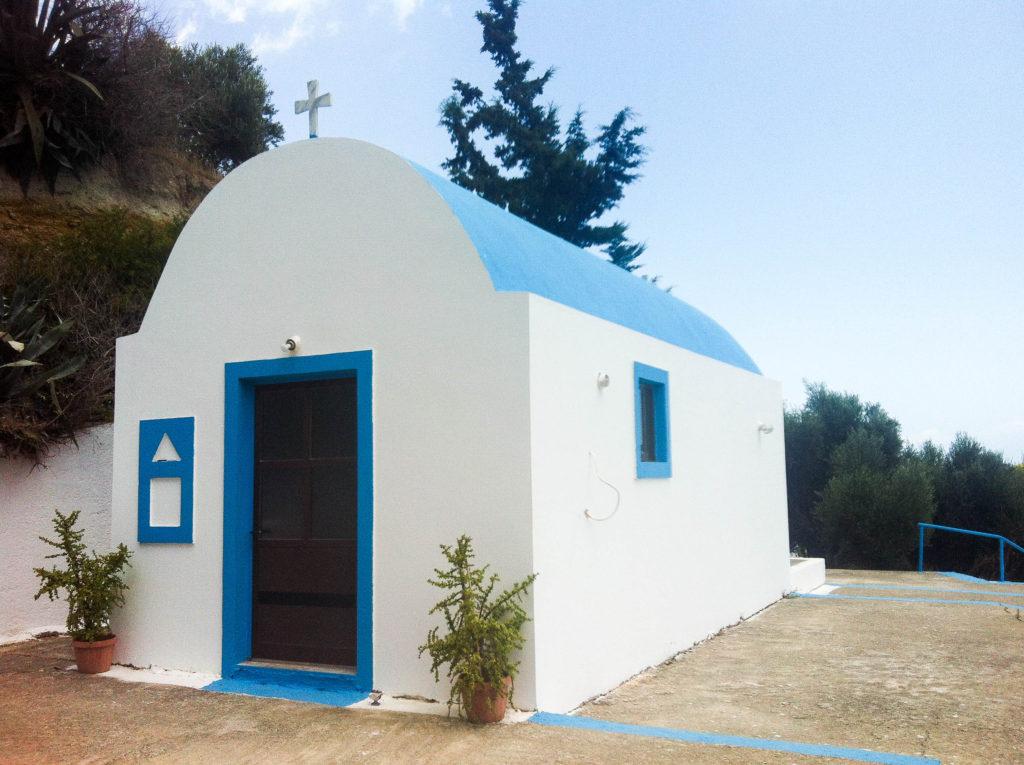 Kefalos island Kos Greece monastery Agios Ioannis