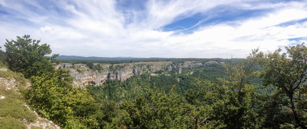 Parque Nacional de Urbasa y Andía national park Spain Urbasa's Meadows Pilate's Balcony