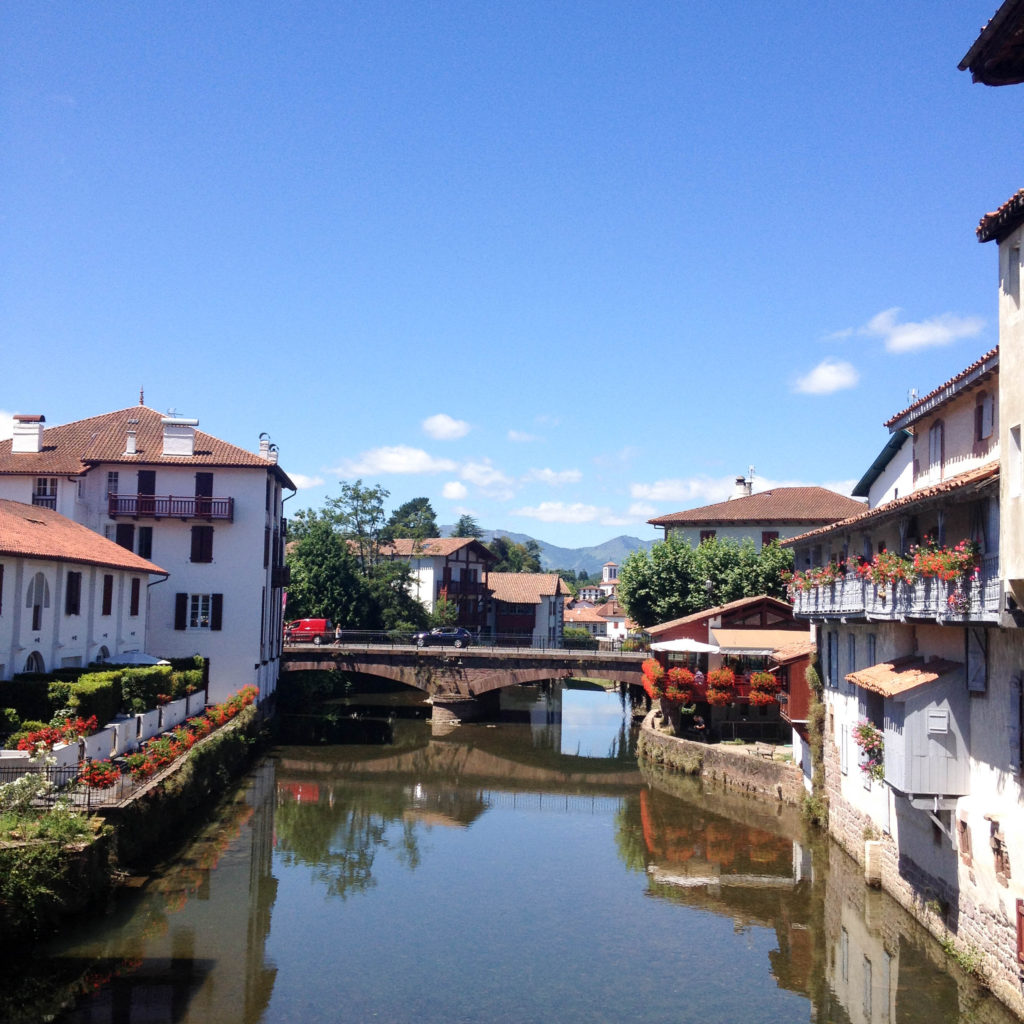 Saint Jean Pied de Port France Basque country
