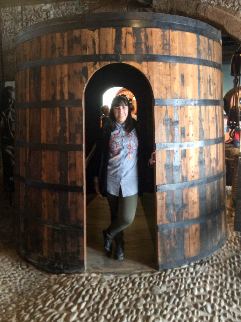 Blandy's Wine Lodge Funchal Madeira Portugal Madeira wine cooperage Vanja Vodenik