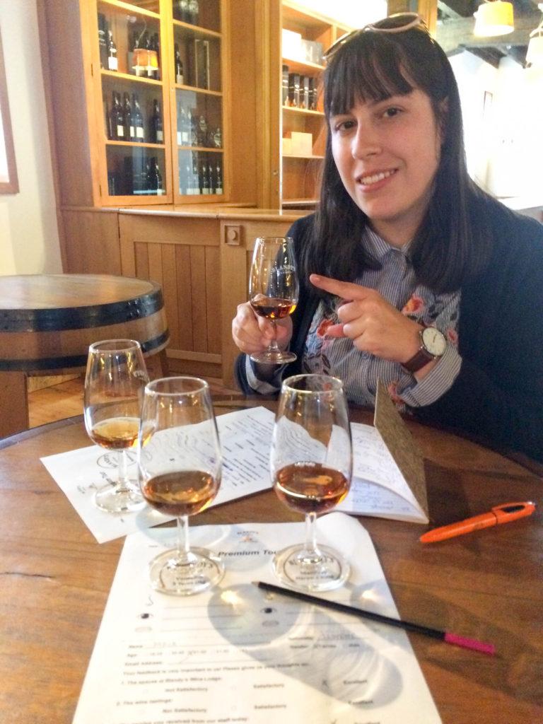 Blandy's Wine Lodge Funchal Madeira Portugal Madeira wine wine tasting malmsey verdelho Vanja Vodenik