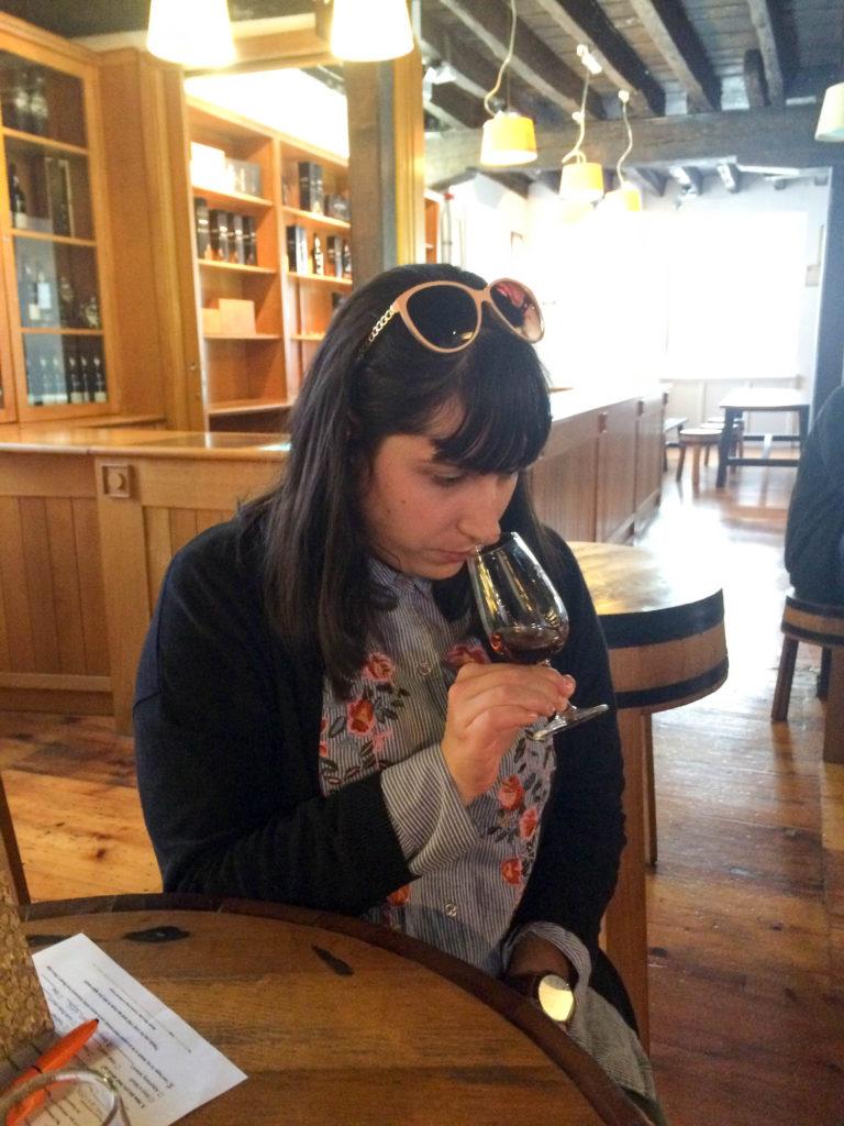 Blandy's Wine Lodge Madeira wine typical drink Portugal wine tasting