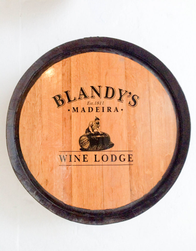 Blandy's Wine Lodge Funchal Madeira Portugal Madeira wine