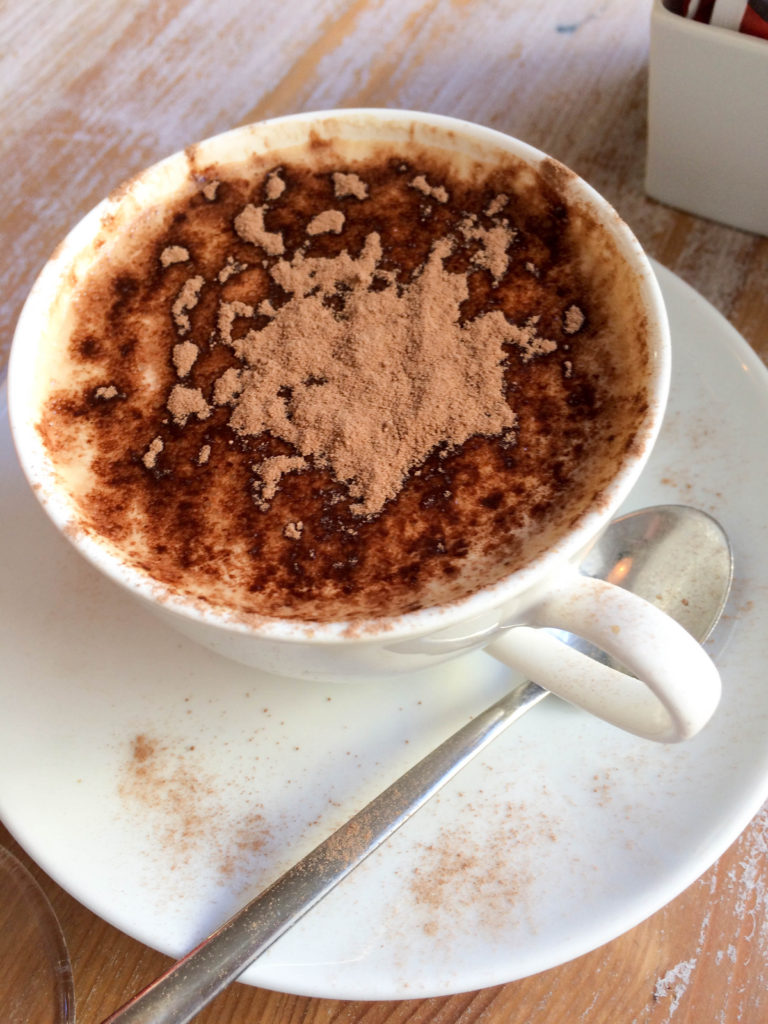 typical food Madeira Portugal coffee drink