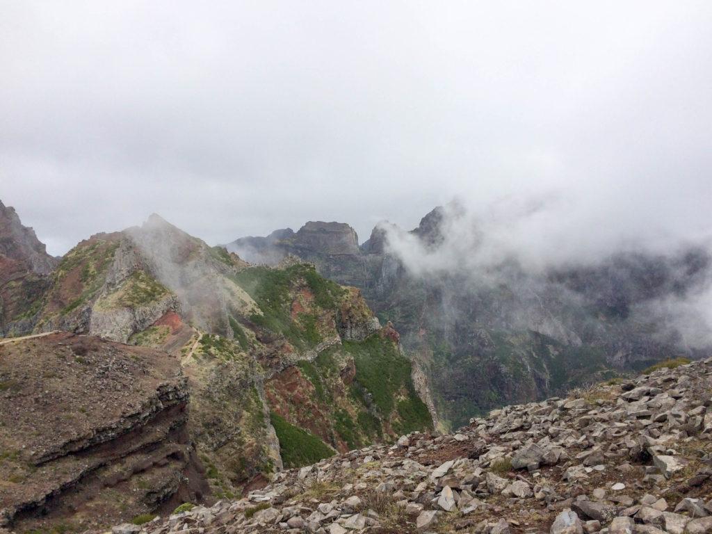 Pico do Areeiro Madeira Portugal