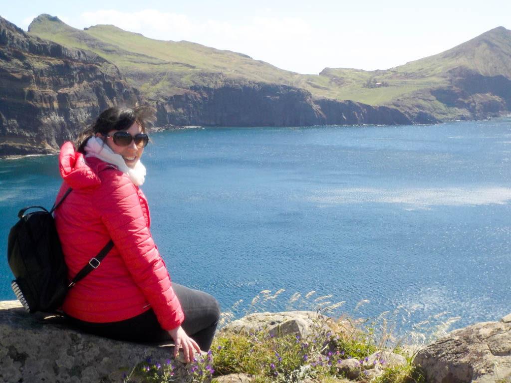 Ponta de Sao Lourenco Madeira Portugal cape Vanja Vodenik