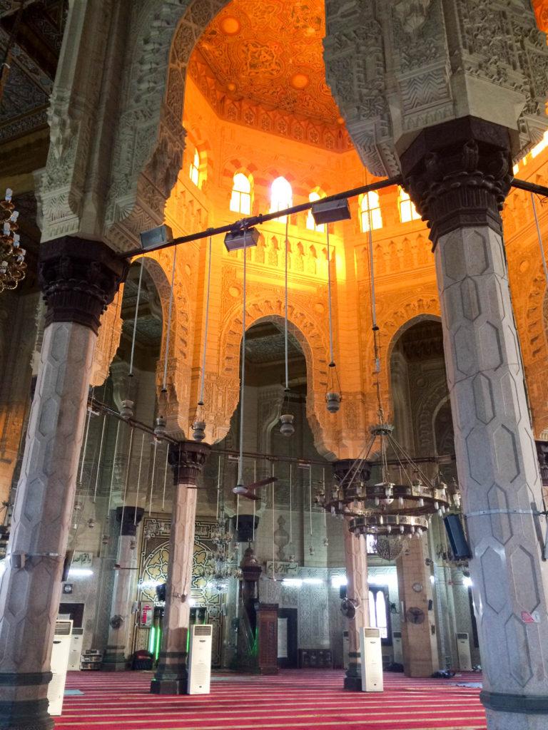 al-Abbas al-Mursi Mosque Alexandria Egypt Africa