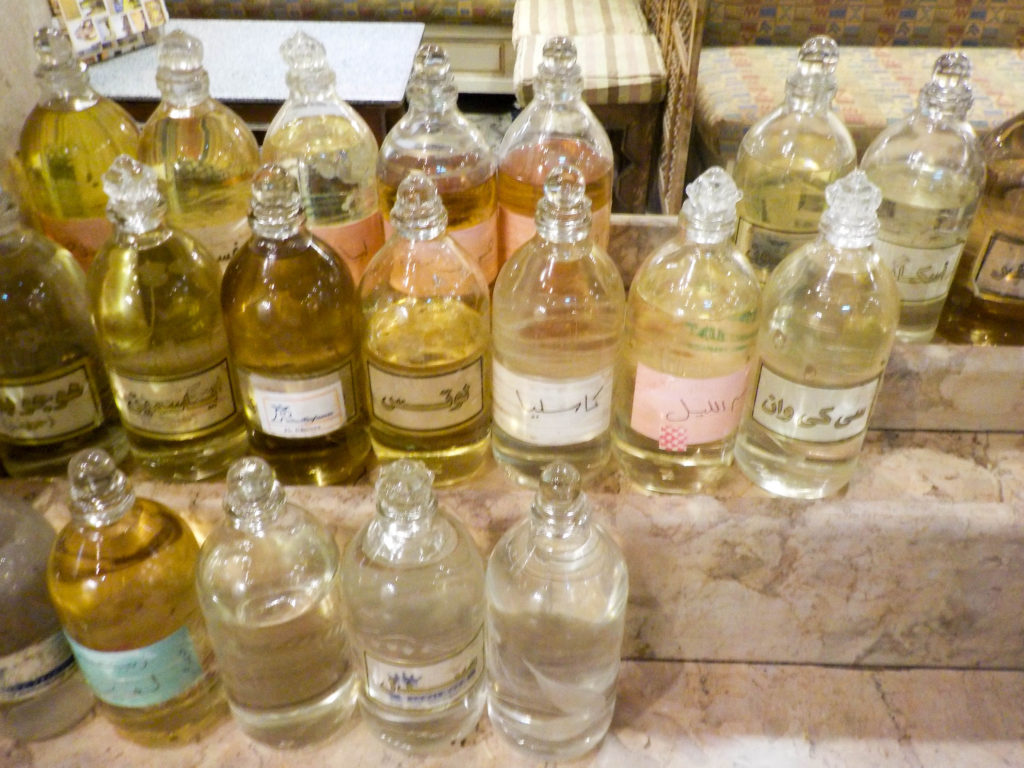 perfume factory Cairo Egypt Africa