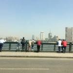 How to cross the street in Cairo and which iconic sites you have to see