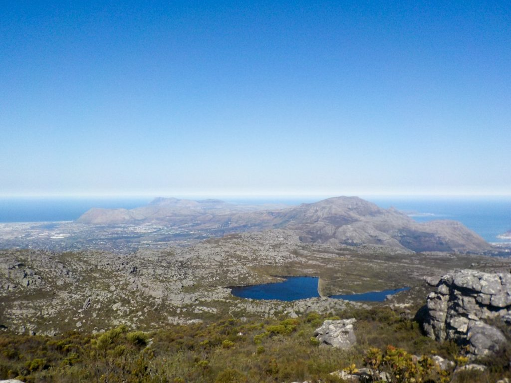 Table Mountain Cape Town South Africa Cape Peninsula view
