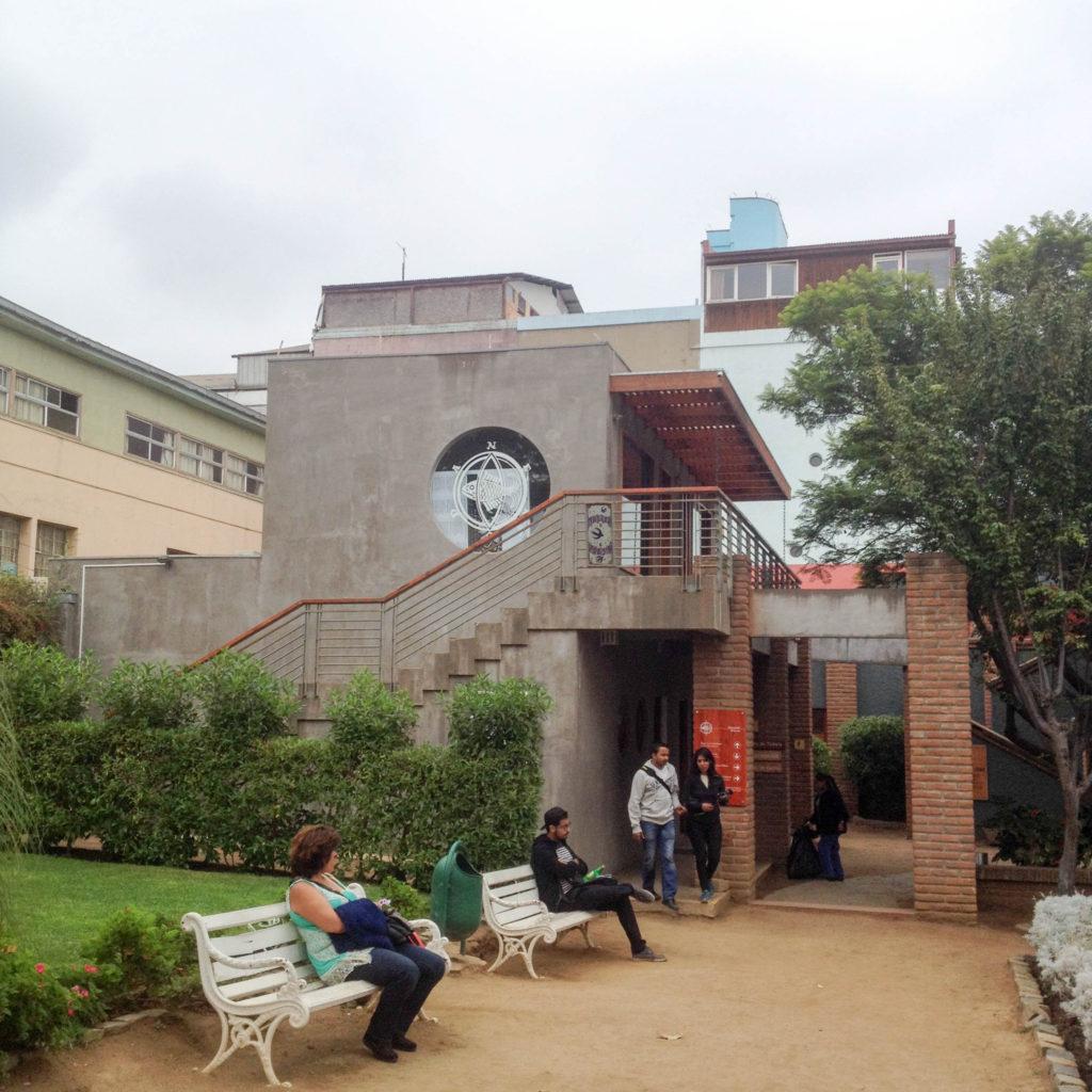 Valparaiso Chile South America Casa de Pablo Neruda La Sebastiana