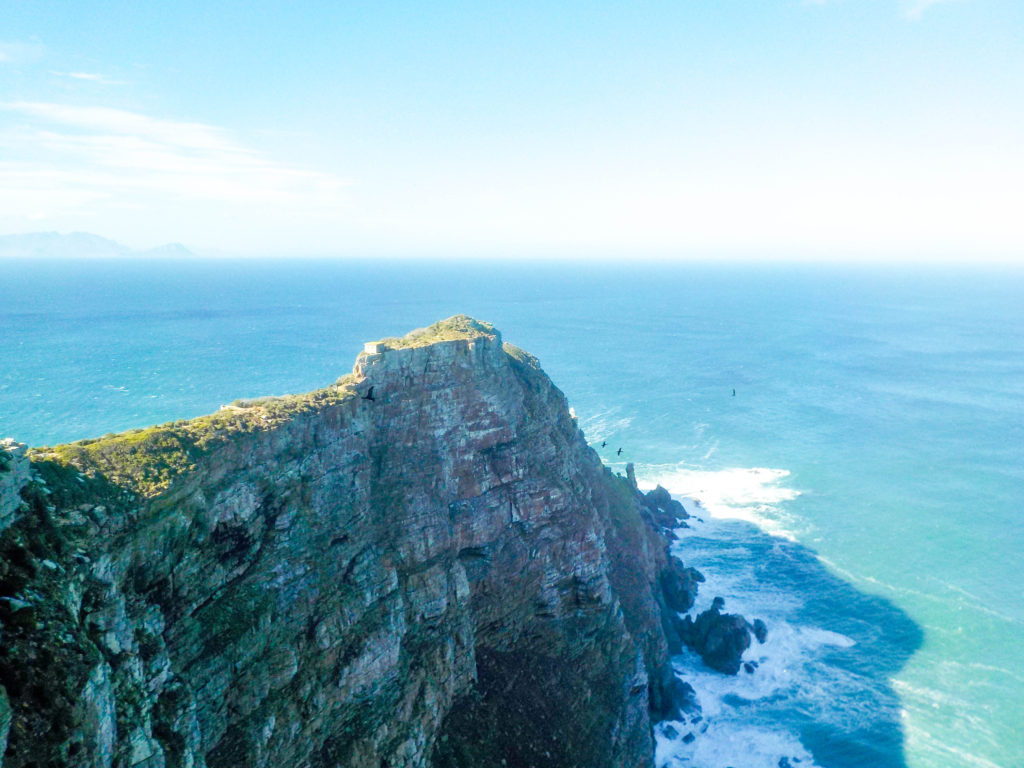 Cape Peninsula Nature Reserve South Africa Atlantic Ocean