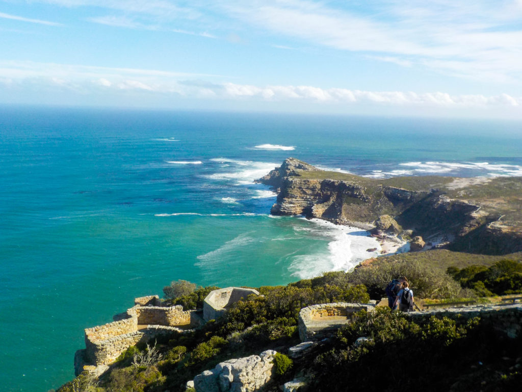 Cape of Good Hope Cape Peninsula Nature Reserve South Africa Atlantic Ocean