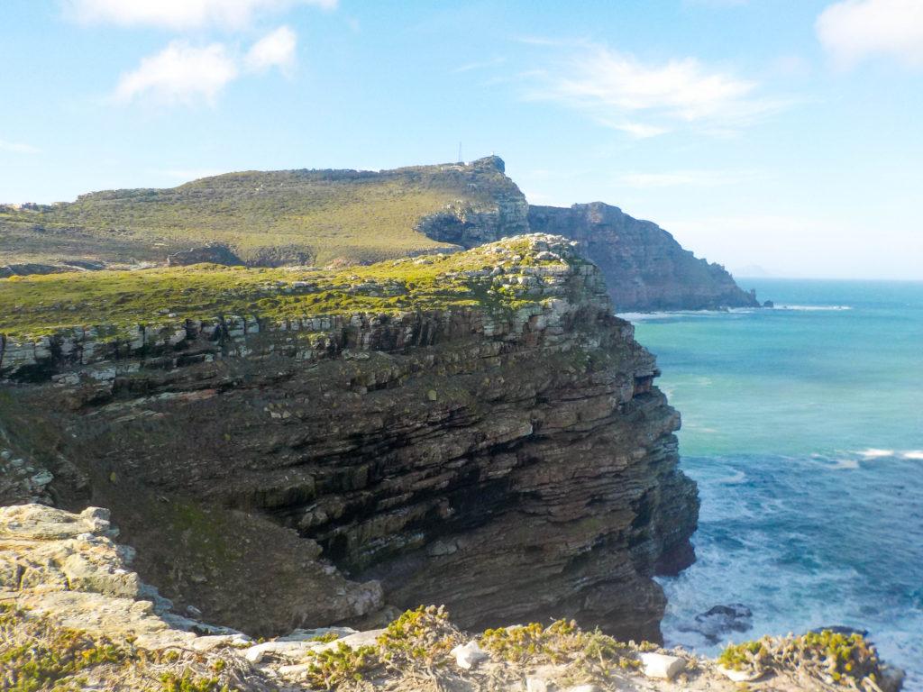 Cape of Good Hope Cape Peninsula Nature Reserve South Africa beach Atlantic Ocean