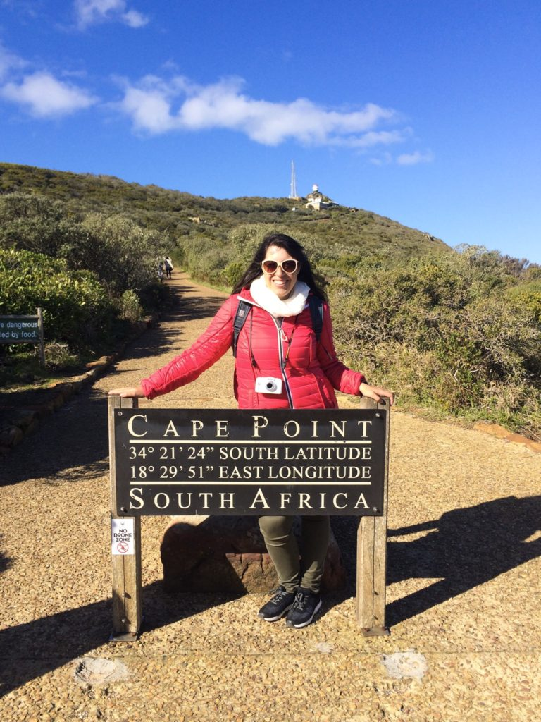 Old Cape Point Lighthouse Cape Peninsula Nature Reserve South Africa Vanja Vodenik