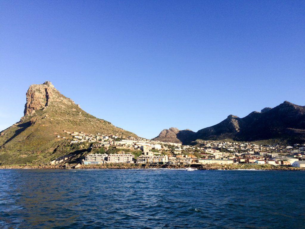 Hout Bay Cape Town South Africa Atlantic Ocean