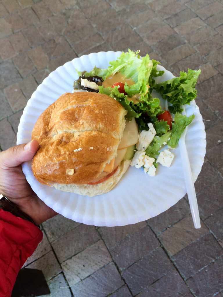 Baz Bus Cape Peninsula Day Tour lunch South Africa