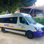 Travelling around South Africa with Baz Bus