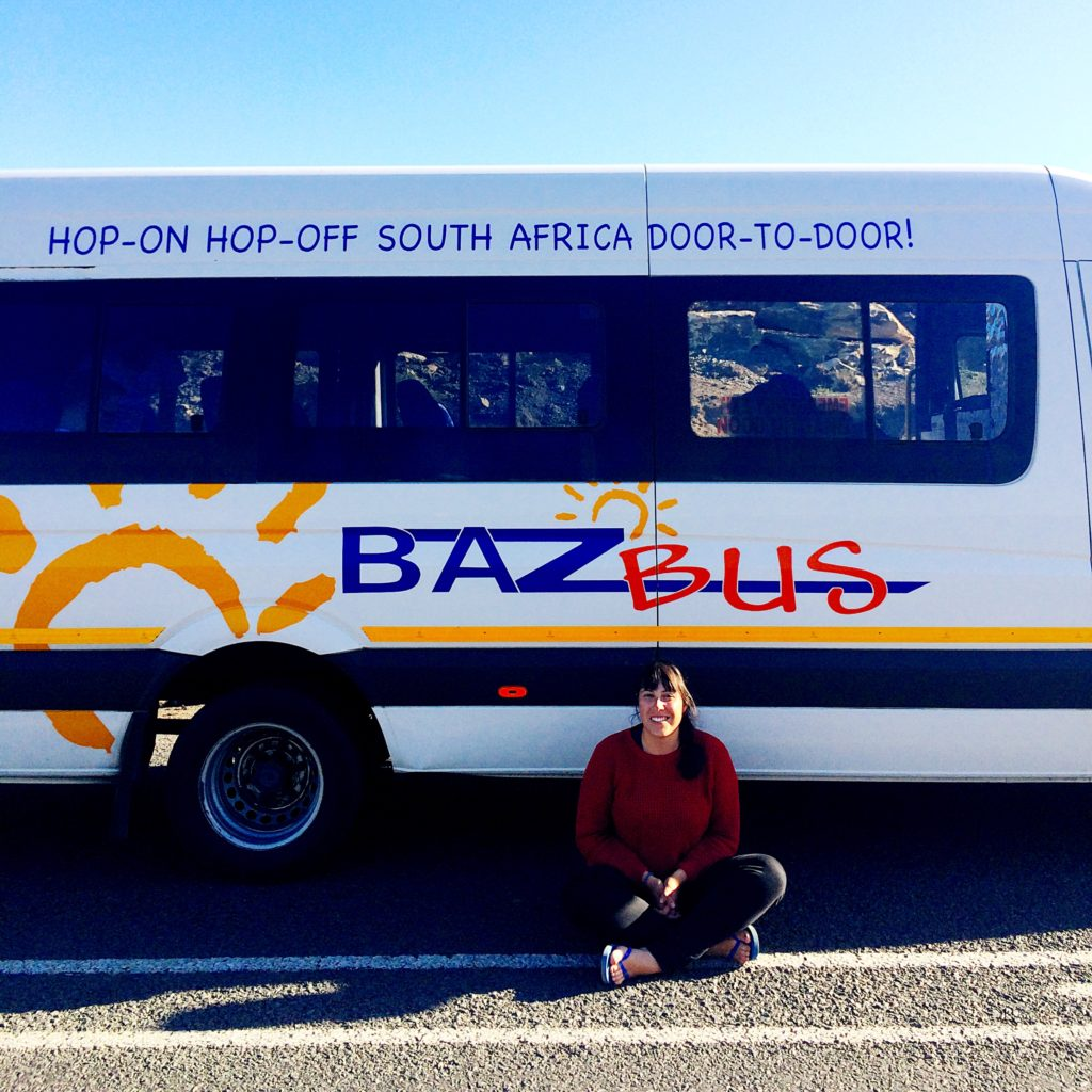 Baz Bus travelling around South Africa backpacking Vanja Vodenik