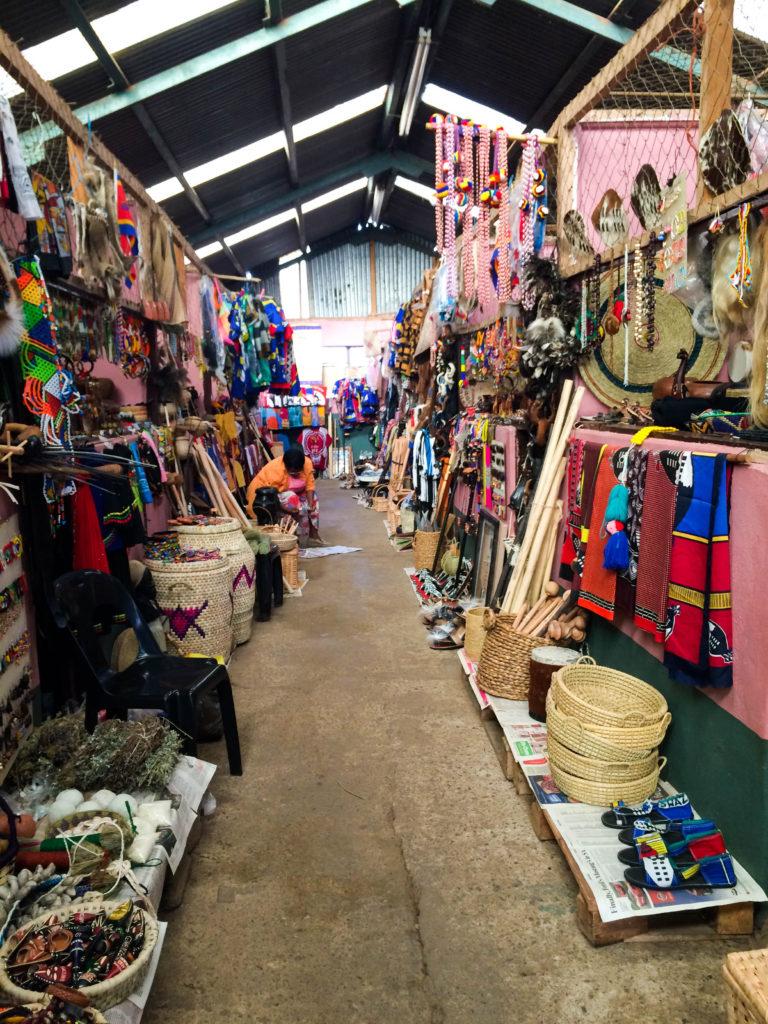 Mbabane Swazi Craft Market Swaziland
