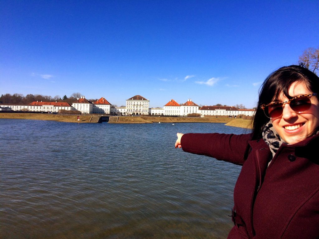 Munich Gremany Europe weekend getaway Nymphenburg Palace