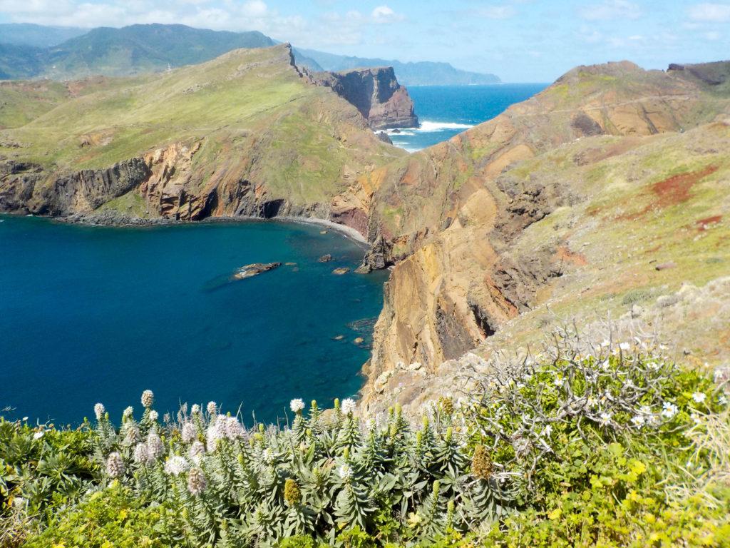 Ponta de Sao Lourenco Madeira Portugal Europe