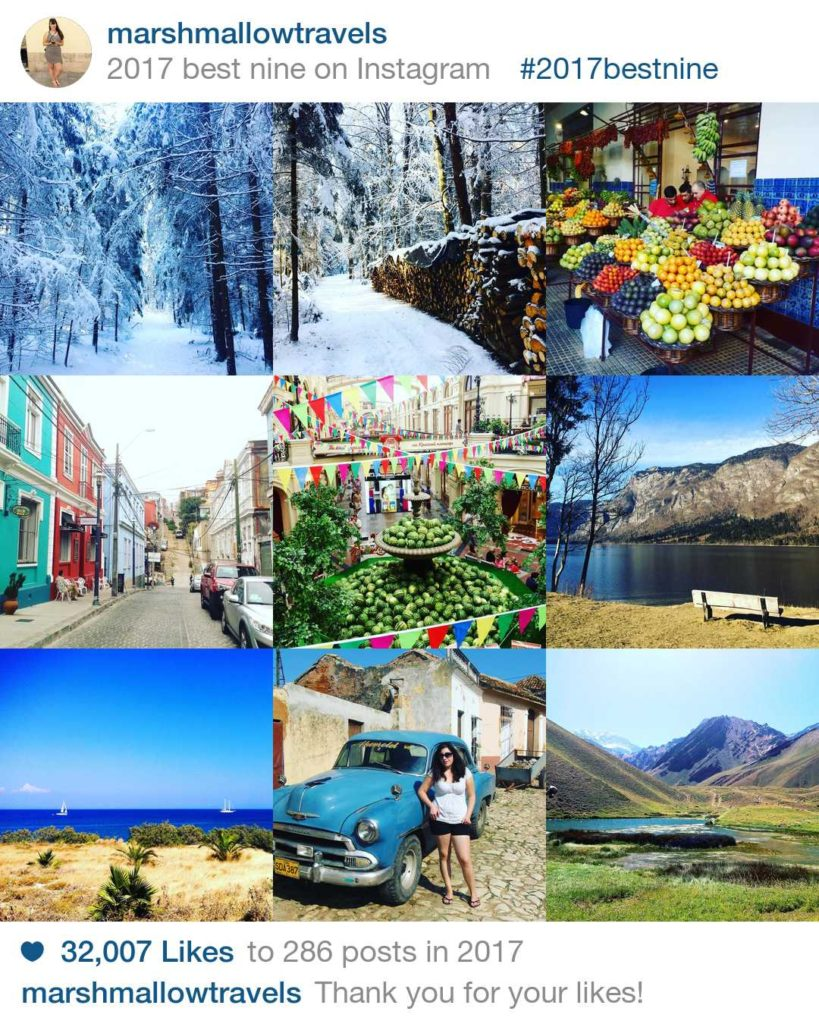 Instagram Marshmallow Travels