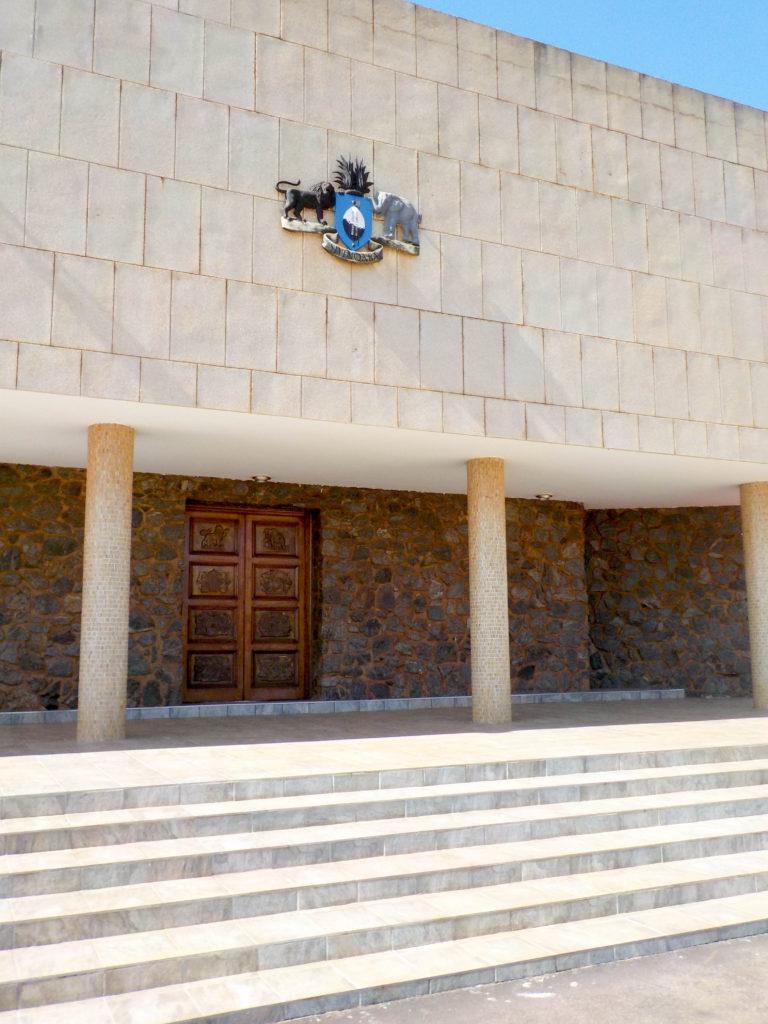 Swaziland's Parliament Lobamba Africa